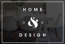 Home & Design / by Daniel Guzmán