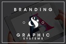 Branding & Graphic Systems / by Daniel Guzmán