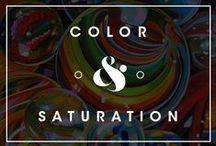 Color & Saturation / by Daniel Guzmán