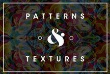 Patterns & Textures / by Daniel Guzmán