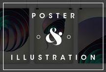 Poster & Illustration / by Daniel Guzmán