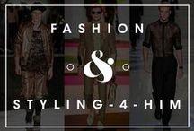 FASHION 4 HIM - SS / Fashion for Him Spring-Summer Runway / by Daniel Guzmán