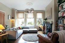 Lounge and living spaces