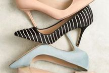 Shoes / I'm living vicariously through my Shoes Pinterest board. You can too!