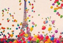 City of Love // Paris / Ever wanted to elope to Paris?  Yes, please!