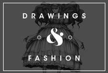 Drawings & Fashion / by Daniel Guzmán