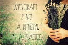 The Craft / The practice of magick is a craft...It is a path one chooses to follow. It dedication to learning and practicing. It is a way of life. It  is not a talent one is born with but a choice. Welcome to my online pinterest book of shadows. http://whichwitchywitch.tumblr.com/ / by Bridget Lee