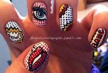 Nails nails..
