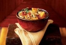 Soups, Stews, Chowders / by Kelly Littlefield Boren