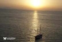 Mare, albe e tramonti
