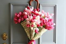 Spring Holidays / Spring / Valentine's Day / Holiday / Easter / 4th of July / Holiday Party Ideas