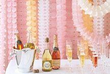 Let's Party! / Reception, bachelorette, engagement shower, etc.