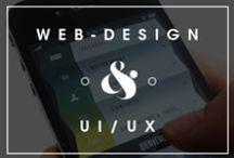 Web Design & UI/UX / by Daniel Guzmán