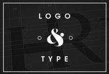 Logo & Types / by Daniel Guzmán