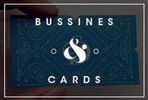 Bussines & Cards / by Daniel Guzmán