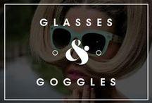 Glasses & Goggles / by Daniel Guzmán