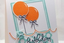 CARDS-Balloons / by C R S