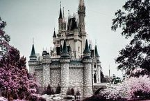I want to live in a castle / A girl can dream
