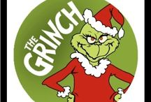 the grinch / My soulmate since childhood!
