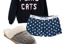 Pijamas& cure socks>>