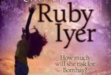 The Many Lives of Ruby Iyer / Tracing the rise of an unlikely heroine from the streets of Bombay City #RubyIyer series #youngadult #YA #fiction #teenfiction #YAbooks #YAnovels #YoungAdultNovels #books #dsytopian #Bombay #Mumbai #India