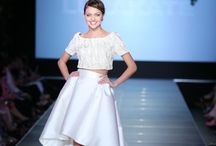 CFW Spring Bridal Show 2014 / LulaKate's Spring Bridal Collection was featured in Charleston Fashion Week 2014. Take a look at these gorgeous bridal looks captured from the spring show.