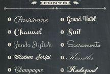 fontsdings&printables