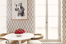 Home - fabrics / wallpaper