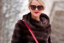 Fall/Winter Fashion / by Marci Angelella