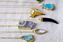 Jewels Galore / Jewelry / Accessories / Jewelry Trends / Arm Candy / Fashion / Style / Gemstones / Diamonds / Fine Jewelry / Costume Jewelry