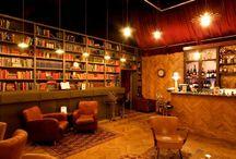 Library bar