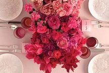 Beautiful tables ✰ Art de la table / Accessoires et détails de la table...