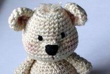 Crafts ~ Crochet / by Sterren Kernowek