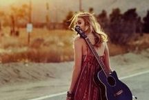 """American Honey / """"She grew up on the side of the road. Where the church bells ring and strong love grows. She grew up good. She grew up slow. Like American Honey!"""""""