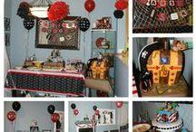 Birthday Parties / by LeeAnn Dault Brown