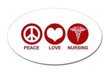 The Art of Nursing / Healing Nurses practice the Art of Nursing!