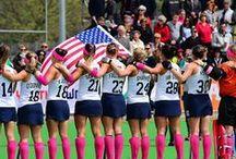 Womens National Team / by USA Field Hockey