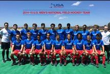 U.S. Men's National Team / by USA Field Hockey