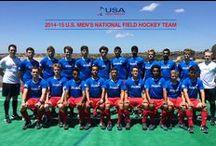 Mens National Team / by USA Field Hockey