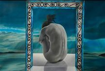 CUBAN ART BEAT / THE SIZZLE of ART from CUBA. A collection of Cuban artists available on E-Bay. Look for vendor Cuban_Art_Beat