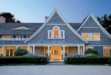 Curb Appeal - Exteriors / by Tanya Stathopulos