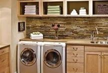 Cool laundry rooms