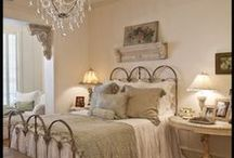 Bedrooms / by Mary Bannon