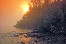 God's gift: sunrise!