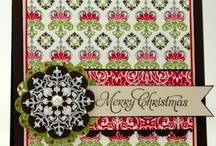 Stampin up Christmas cards and projects / A collection of projects and ideas to help celebrate Jesus Birthday. The real reason for Christmas.