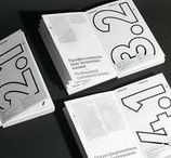 Editorial and layout / Editorial design inspirations | Magazines | Brochures | Books | Catalogues