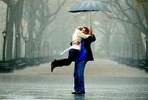 """""""I remember when I feel lonely the way you kissed me in the rain..."""""""