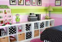 Girl's rooms/Playroom