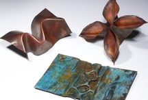 Origami and fold-formed metal / by Deitra Blackwell
