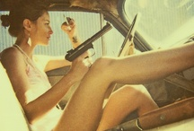 Bonnie and Clyde / All I need in this life of sin...